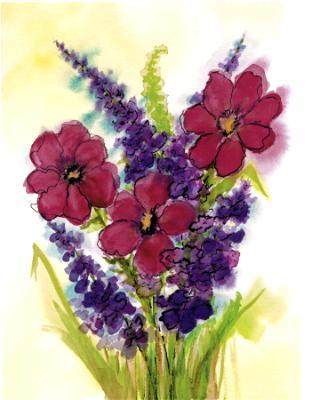 Fusha Flowers